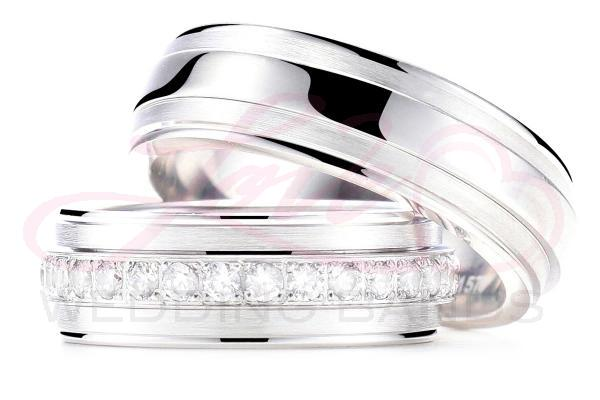 Cheap His And Her Wedding Ring Sets Wedding Ideas