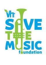 VH1 save the music logo