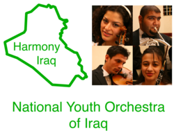 A Kickstarter project to support the National Youth Orchestra of Iraq
