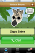 Call Ziggy Zebra
