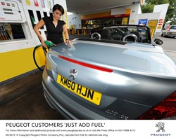 308, low emission cars, 'just add fuel'
