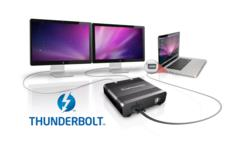 Matrox DualHead2Go DP and TripleHead2Go DP Now Compatible with New Thunderbolt-Enabled MacBook Pro
