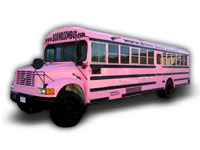 Quad Cities Party Bus - Boom Boom Bus - Quad Cities Limo
