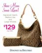 Mother's Day Special Offer from Dooney & Bourke at Vero Beach Fashion Outlets