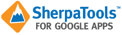 SherpaTools for Google Apps
