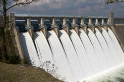 Table Rock Dam Floodgates