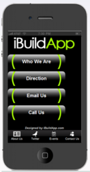 build iphone app