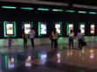 CAYIN Digital Signage in the lobby of Ayala Malls Cinema