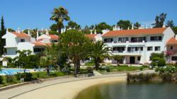 Quinta do Lago situated near the Ria Formosa Estuary