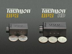 Tachyon OPS Helmet Camera vs. Quarters