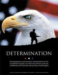 Determination Poster - Bin Laden