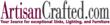 The new logo of ArtisanCrafted.com