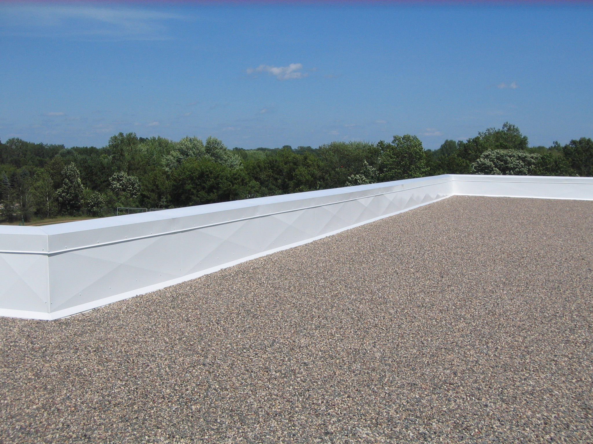 garland introduces es 1 pliant r mer edge roof edge system