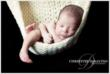 Baby in Hammock by NJ Newborn Photographer Christine DeSavino