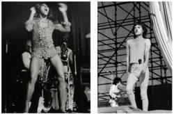 Tina Tuner and Mick Jagger Photographs
