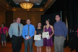 Fast Park, FastPark & Relax, Hispano Chamber, Education Excellence Awards Dinner, scholarship awards, education give-back