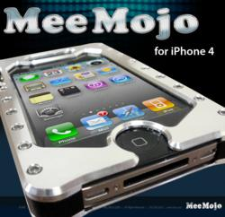 MeeMojo.com Introduces Aluminum iPhone4 Case That Protects Functionality