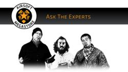 Airsoft Gun Experts at Airsoft Megastore