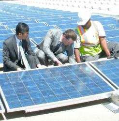 commercial solar san francisco