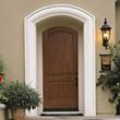 Classic-Craft Rustic Collection impact-resistant fiberglass door from Therma-Tru.