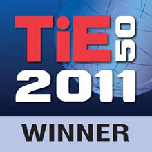 TiE50 Winner