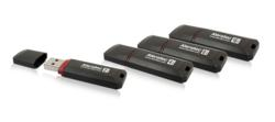 Aleratec PortaStor Secure 256-bit AES encrypted USB flash drives