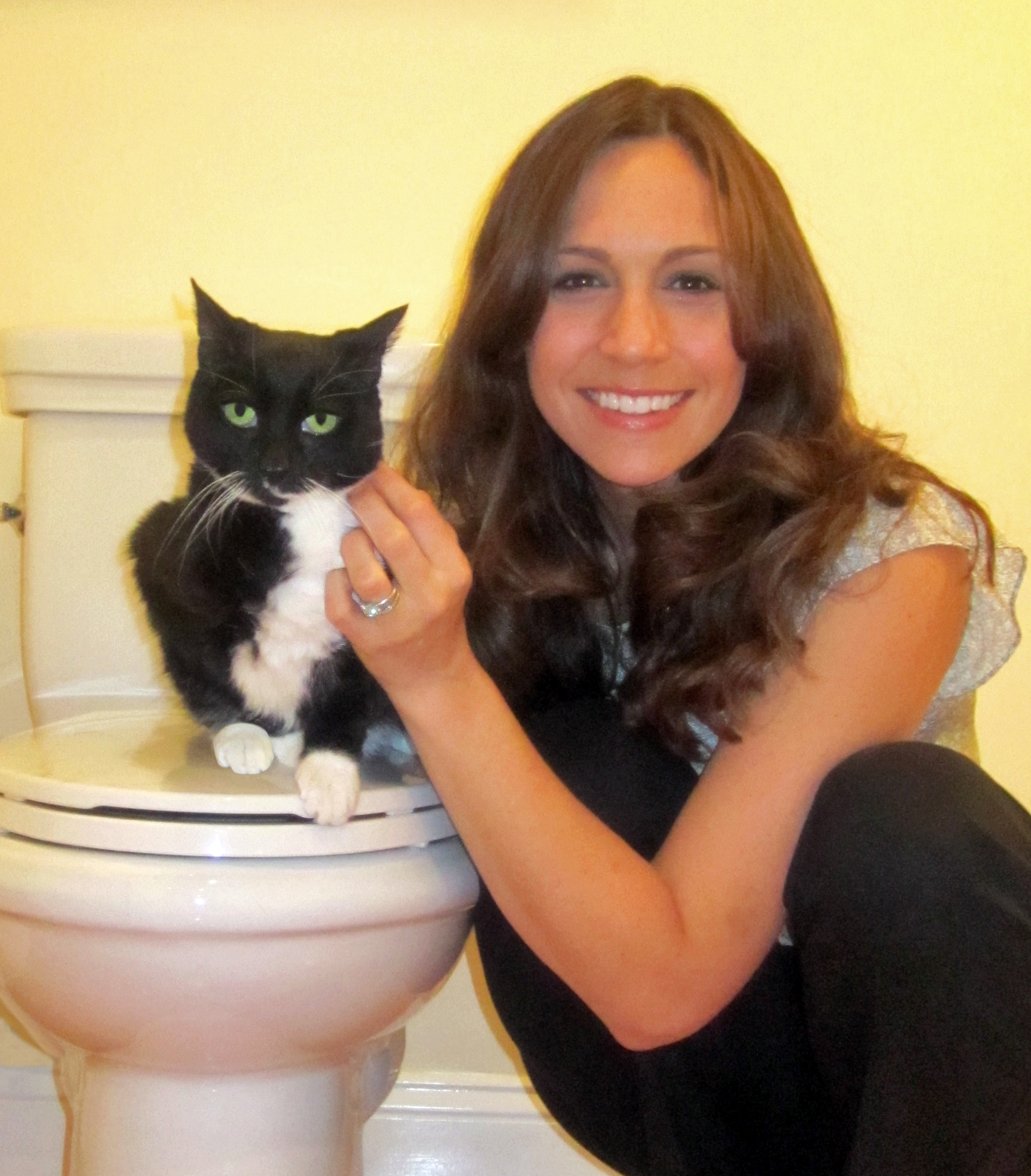 Cat Potty Training Product Citikitty And Its Mompreneur