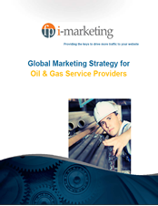 Global marketing strategy for oil & gas service providers