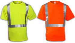 high visibility t-shirts