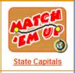 State Matching Game
