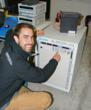 Chroma 63200 Series electronic load - EV Battery Testing