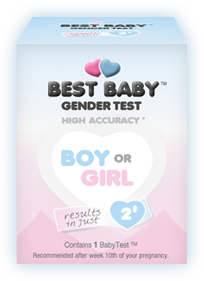Boy or Girl? Free Gender Test Will Tell in Just 2 Minutes