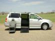 Wheelchair mini vans