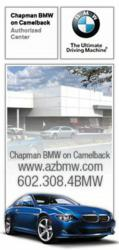 Chapman BMW on Camelback in Phoenix
