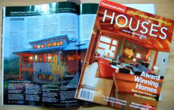 Fine Homebuilding Magazine HOUSES issue awards The Vermont Street Project.