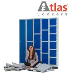 Huge Atlas Lockers Discount