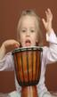 West African Djembe Drums Featured In Smarter Toddler School's TV Commercial
