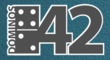 Dominos 42 Alt Logo
