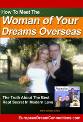 How To Meet the Woman Of Your Dreams Overseas Book