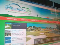 Myrtle Beach Golf Website