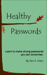 Healthy Passwords Cover