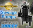 Sump Pumps Direct Announces Best Sewage Pumps