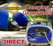 Electric Generators Direct Announces Best Camping Generators.