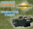 Water Pumps Direct Announces its Shallow Well Pump Recommendations