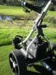 "The GRV ""Ace"" Remote Controlled Electric Golf Trolley"