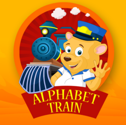 Logo of The Alphabet Train