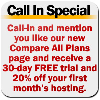Call-in to get this promotion!