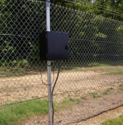 SmarterFence Perimeter Intrusion Detection System