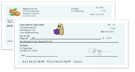Printing Personalized Checks Is Easy And Affordable With ...