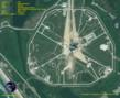 GeoEye-1 Satellite Image - Space Shuttle Endeavour - Launch Pad 39A